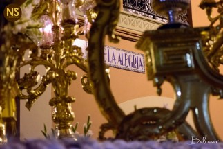 Virgen de la Alegría. Procesión 2017 | Baltasar Núñez