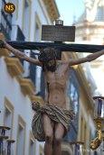 Cristo de los Desamparados, Santo Ángel. Salida Extraordinaria 2017 | Javier Fortúnez