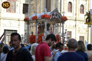 Hermandad del Rocío, Sevilla. Romería 2017 | Javier Fortúnez
