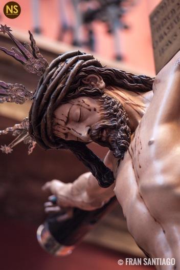 Cristo de los Desamparados, Santo Ángel. Salida Extraordinaria 2017 | Francisco Santiago