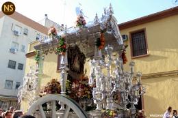 Hermandad del Rocío, Sevilla Sur. Romería 2017 | Alejandro García
