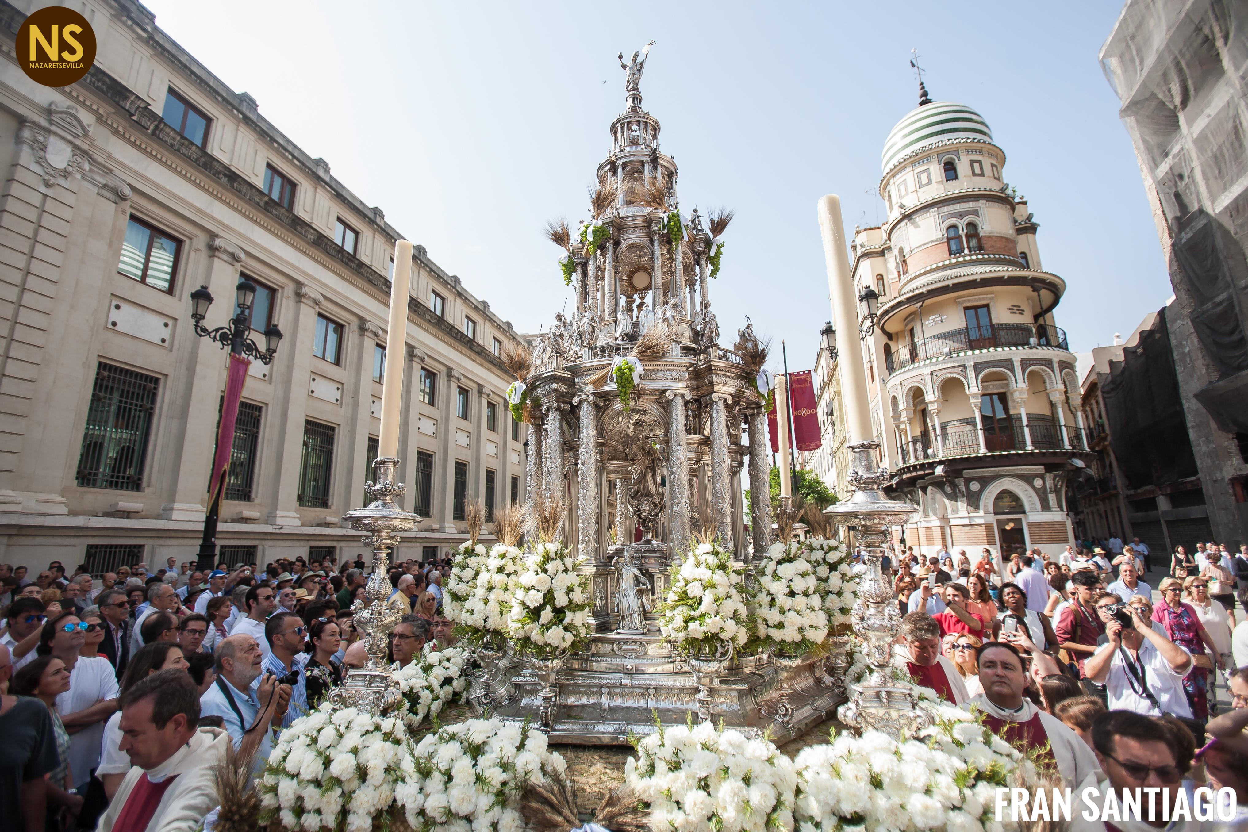 Hoy, Junio Eucarístico en El Programa de Ondaluz Sevilla