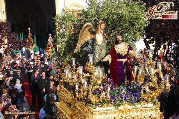 1 Oración en el Huerto San Fernando