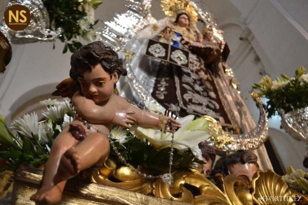Carmen del Buen Suceso. Besamanos 2017 | Javier Fortúnez