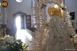 Carmen de Santa Catalina. Besamanos 2017 | Javier Fortúnez