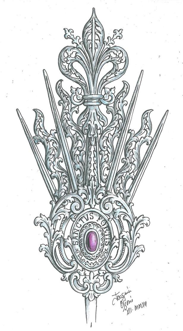 Potencias Cristo de la Púrpura