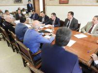 Reunión Consejo, Delegación Gobierno, Ayuntamiento y Policía | Consejo de Hermandades