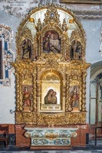 Restauración retablos de la Magdalena