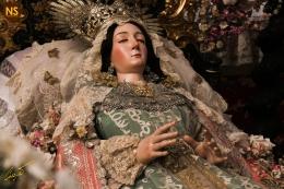 Dormición de Santa Rosalía, Besamanos 2017 | José Carlos B. Casquet