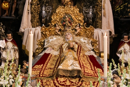 Tránsito del Pozo Santo, veneración 2017 | José Carlos B. Casquet