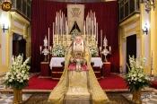 Reyes, patrona de los sastres. Besamanos 2017 | José Carlos B. Casquet