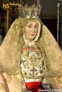 Virgen de los Reyes. Primer besamanos, agosto 2017 | Alejandro García