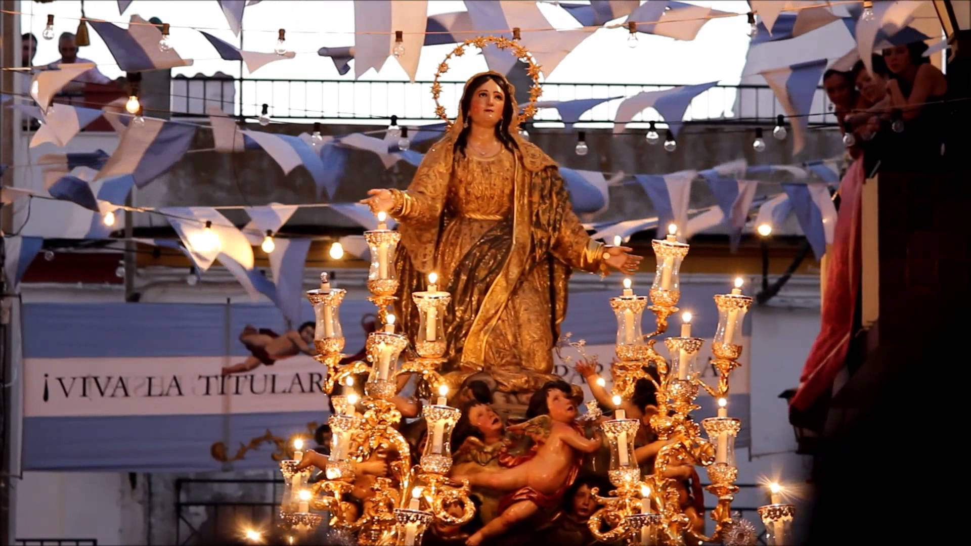 Sigue en directo la procesión de la Asunción de Cantillana en De Nazaret a Sevilla