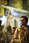 Virgen de la Encarnación. Traslado de la Cena a San Román 2017 | Baltasar Núñez.