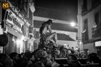 Humildad y Paciencia. Traslado de la Cena a San Román 2017 | Baltasar Núñez